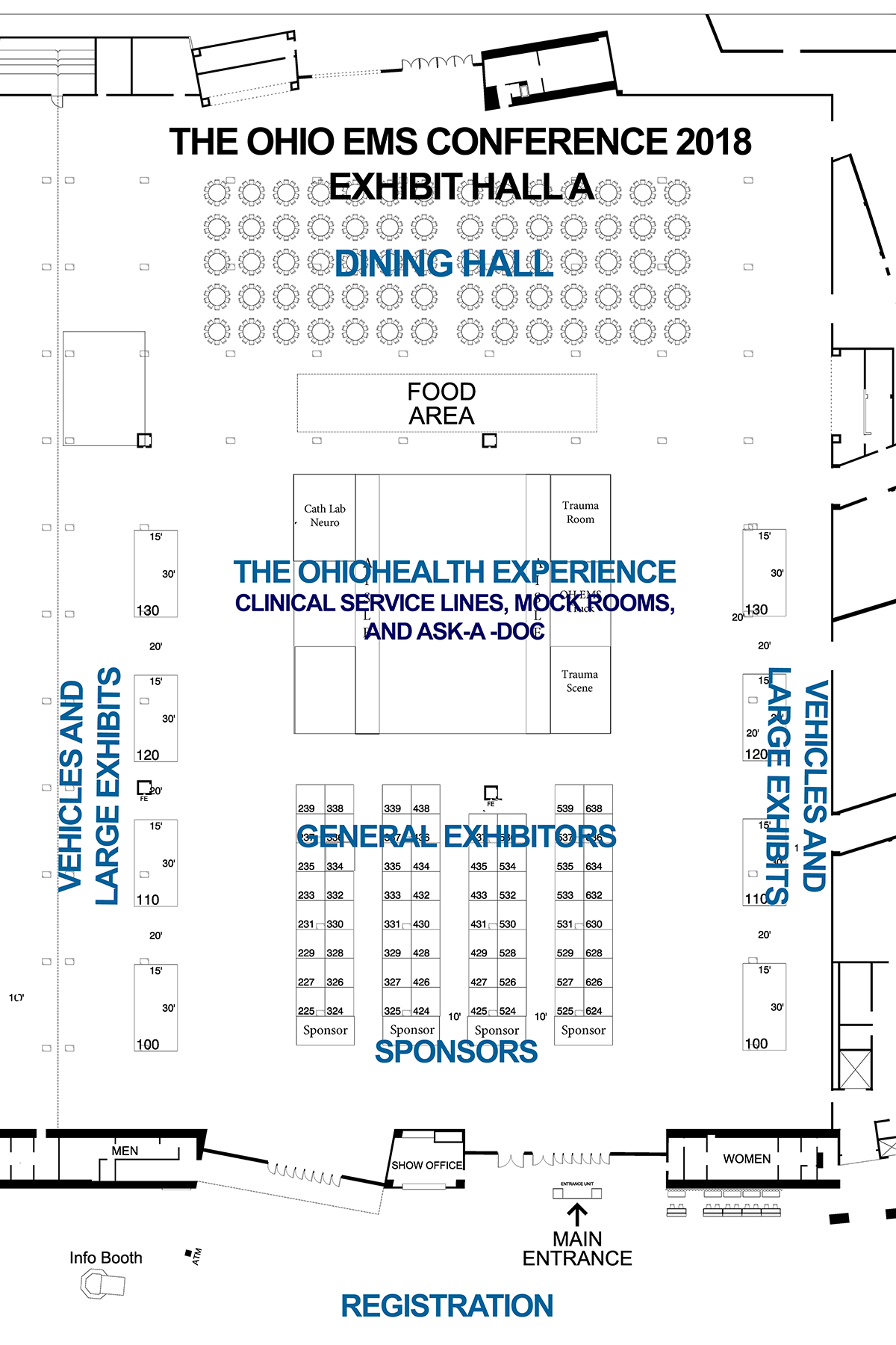 The ohio ems conference ohiohealth ems exhibitors and sponsors 1betcityfo Choice Image