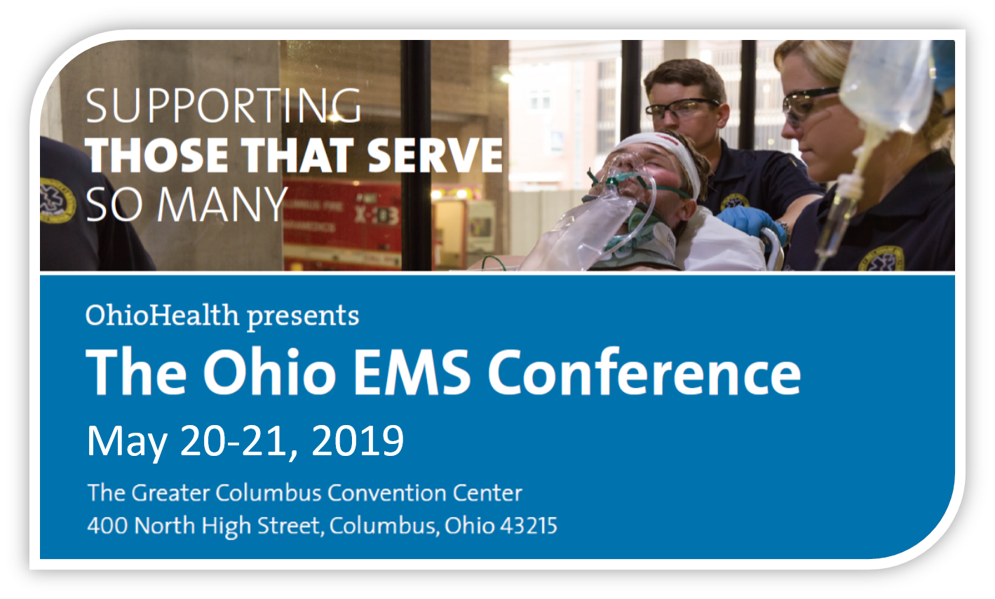 The Ohio Ems Conference Ohiohealth Ems